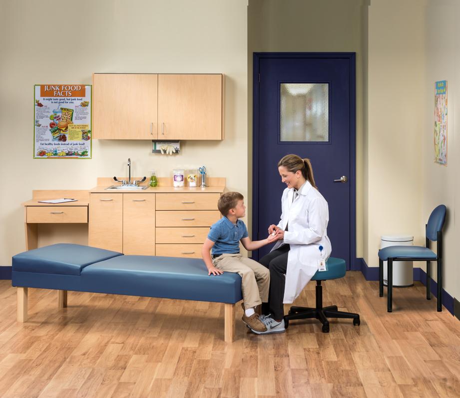 3620 27 RR School Nurse Ready Room ww
