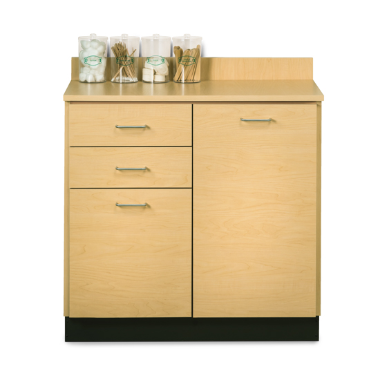 Base Cabinet With 2 Doors And 2 Drawers Clinton Industries