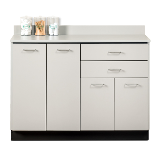 Base Cabinet With 4 Doors And 2 Drawers Clinton Industries