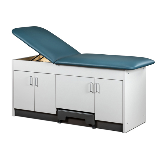 Step Up Table With 4 Doors Clinton Industries