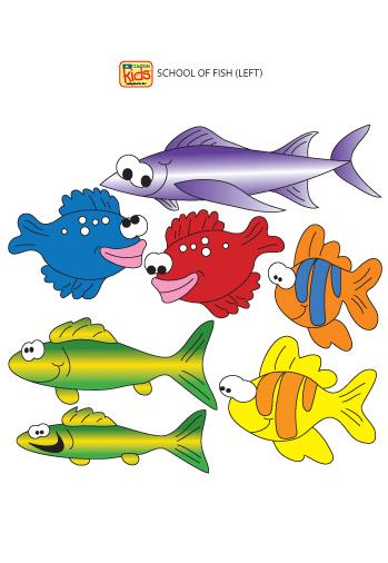 Fish Left 2