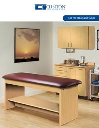 Flat Top Tables Brochure
