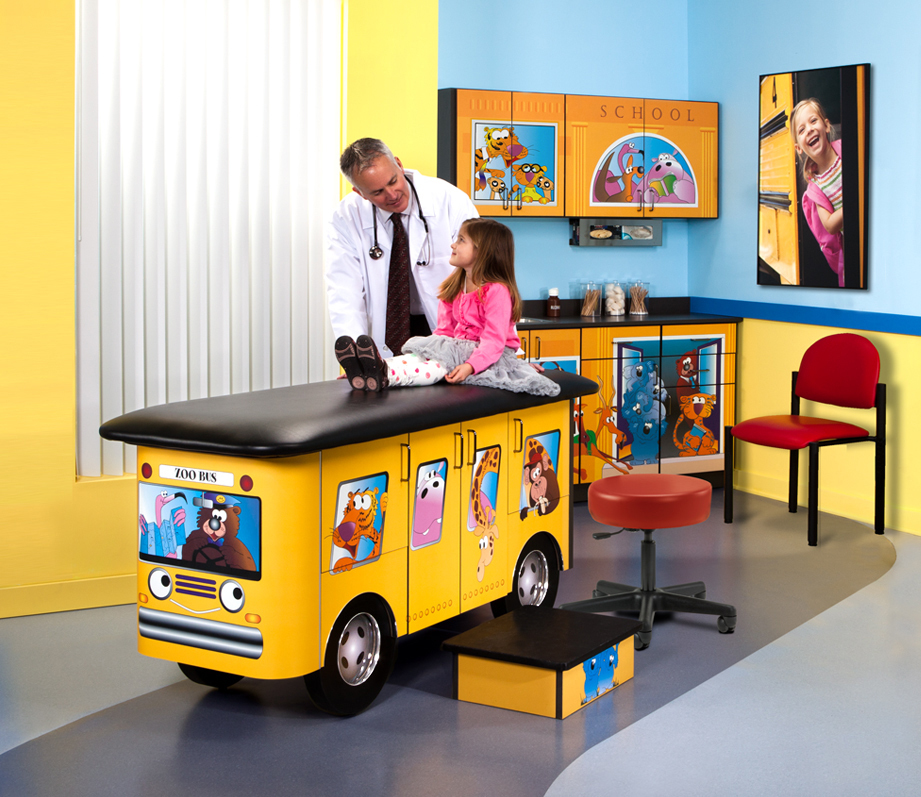 Pediatric Ready Room