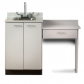 8024 99 Gray With Sink