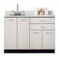 8048 Gray Sink