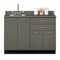 8048 Slate Gray Sink