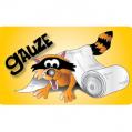 Gauze Label