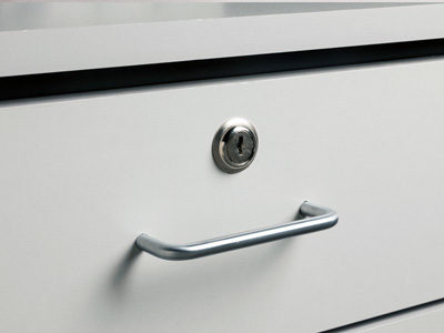 055 Door Drawer Locks Option