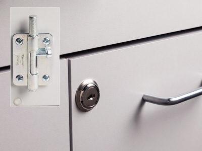066 Door Latch Combo Option