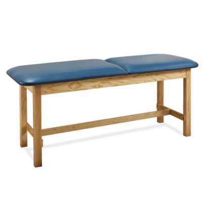 Classic Series Treatment Table with H-Brace