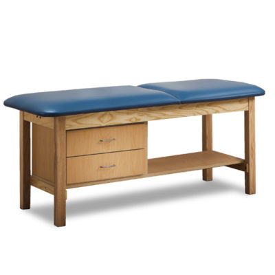 Classic Series Treatment Table with Drawers