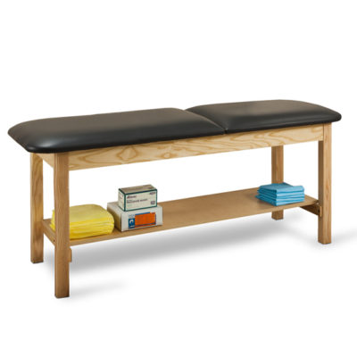 Classic Series Treatment Table with Shelf