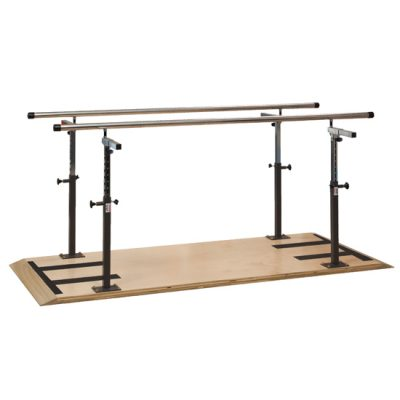 Platform Mounted Parallel Bars