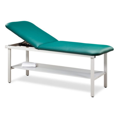 ECO Alpha Series Treatment Table with Shelf