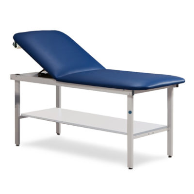 Alpha Series Treatment Table with Shelf