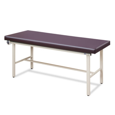 Flat Top Alpha-S Series Straight Line Treatment Table