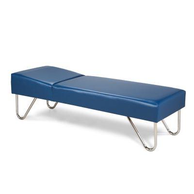 Chrome-Leg Couch