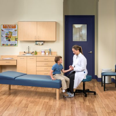 School Nurse Ready Room
