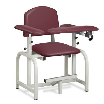 Lab X Series, Blood Drawing Chair  with Padded Arms