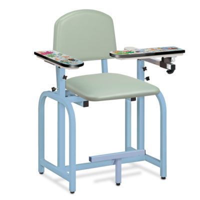 Pediatric Series/Aquarium, Blood Drawing Chair