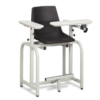 Standard Lab Series, Extra-Tall, Blood Draw Chair with ClintonClean™ Arms