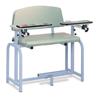 Pediatric Series/Aquarium, Extra-Wide, Blood Drawing Chair