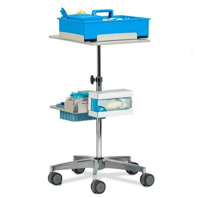 67021 Store & Go Phlebotomy Cart