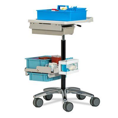67022 Store & Go Phlebotomy Cart