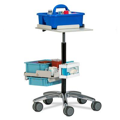 67031 Store & Go Phlebotomy Cart