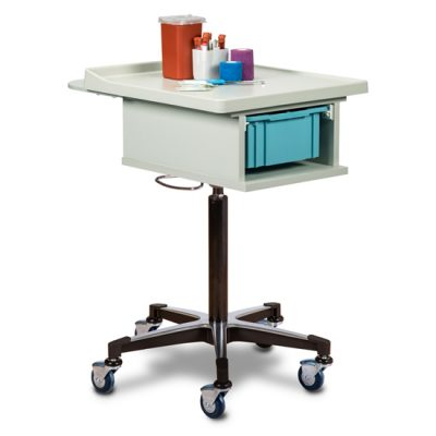 One-Bin Phlebotomy Cart