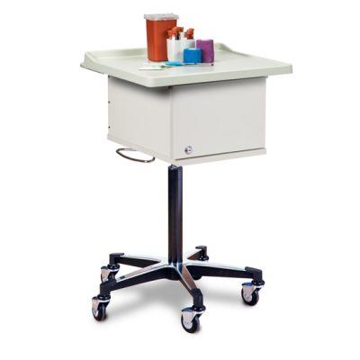Two-Bin Phlebotomy Cart