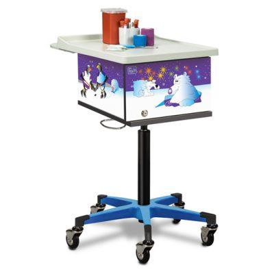 Pediatric/Cool Pals Phlebotomy Cart