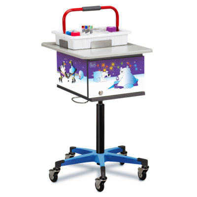 Pediatric/Cool Pals Phlebotomy Cart
