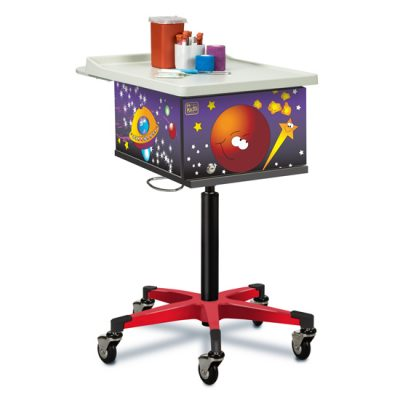 Pediatric/Space Place Phlebotomy Cart