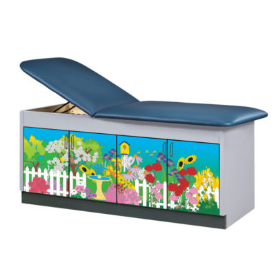 Secret Garden Treatment Table