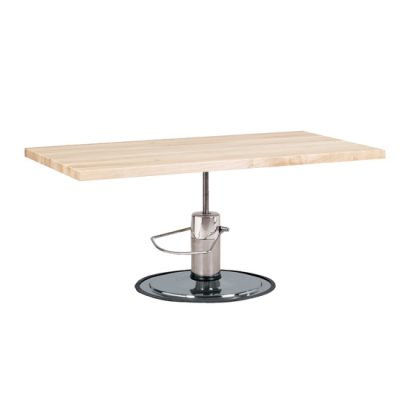 Hydraulic Work Table