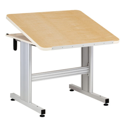 Hand Crank Patient Table with Tilt Top