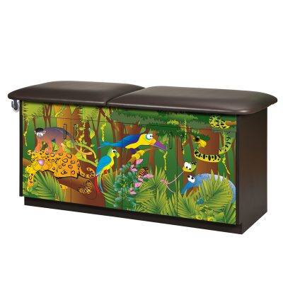 Rainforest Follies Treatment Table