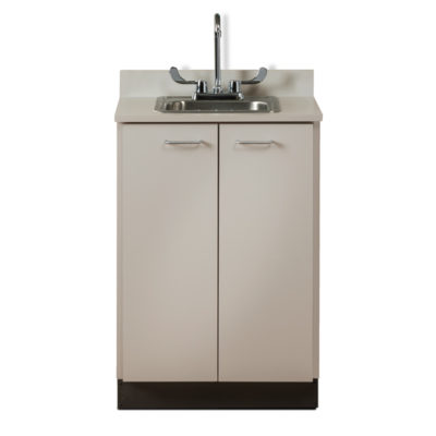 8024 Ashen Gray With Sink