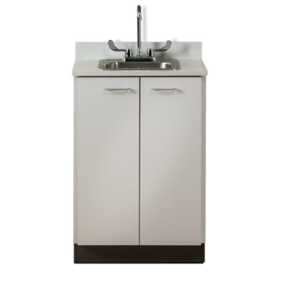 8024 Gray With Sink