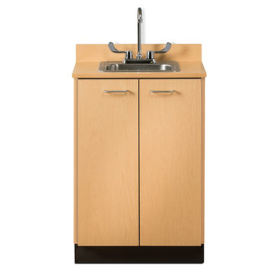 8024 Maple With Sink