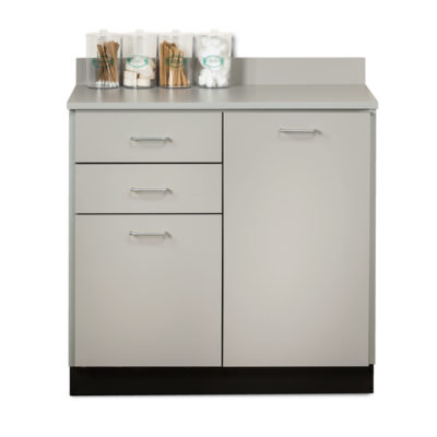Base Cabinet with 2 Doors and 2 Drawers