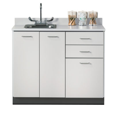 8042 Gray With Sink