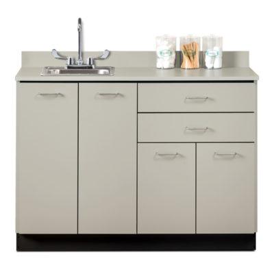 8048 Ashen Gray Sink