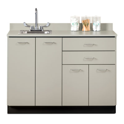 8048 Ashen Gray Sink