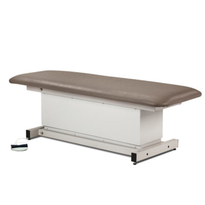 Shrouded, Power Table with One Piece Top