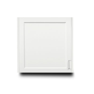 8324 Arctic White Single Door