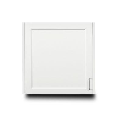 8324 Arctic White Single Door
