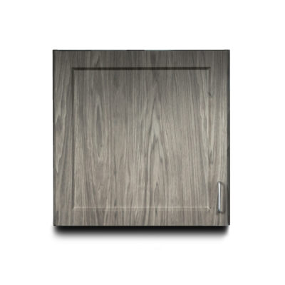 8324 Metropolis Gray Single Door