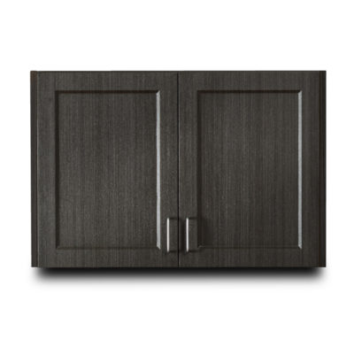 "Fashion Finish 36"" Wall Cabinet with 2 doors"